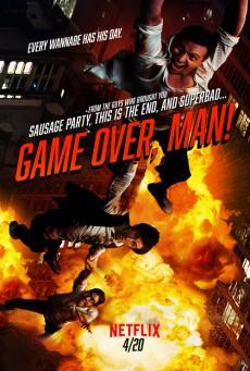 Game Over Man (2018) เกมโอเวอร์ แมน