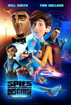Spies in Disguise ยอดสปายสายพราง