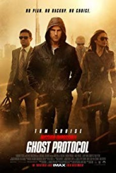 Mission: Impossible 4 Ghost Protocol ปฏิบัติการไร้เงา