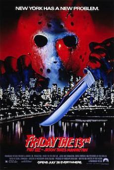 Friday the 13th Part VIII: Jason Takes Manhattan ศุกร์ 13 ฝันหวาน ภาค 8 ตอน เจสันบุกแมนฮัตตัน